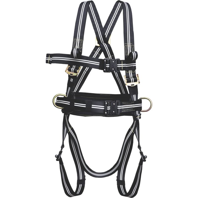 Non Fire harness with belt