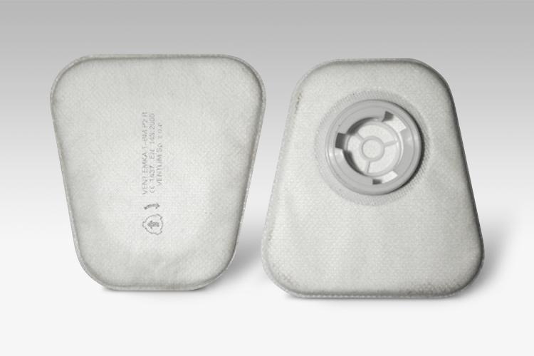 T-BM P2 R - reusable particulate filter