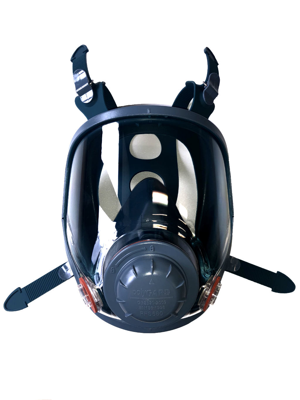 Full face mask FFS600 SERIES silicone body, class 2
