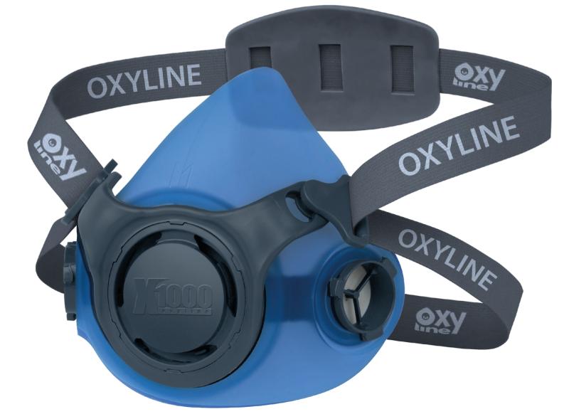 Reusable silcone Half Mask OXYLINE X1000
