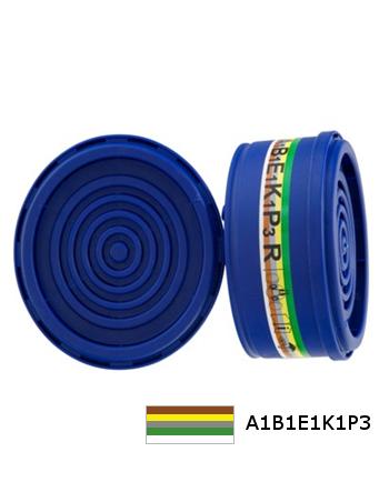 Cartridge Filters 2040 A1-B1-E1-K1-P3
